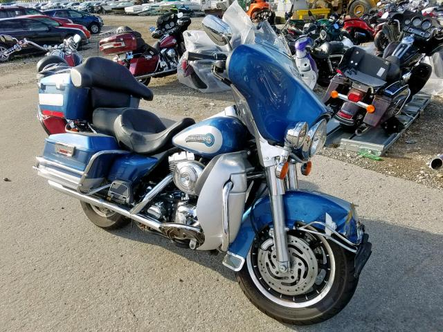 click here to view 2005 HARLEY-DAVIDSON FLHTCI at IBIDSAFELY