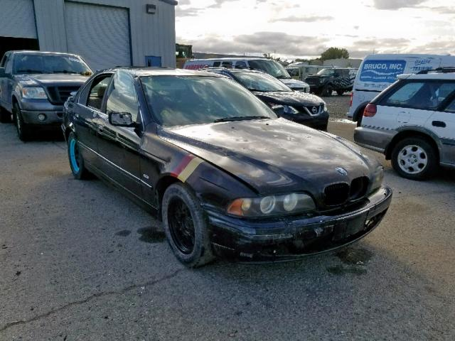 2002 BMW  525 I AUTO