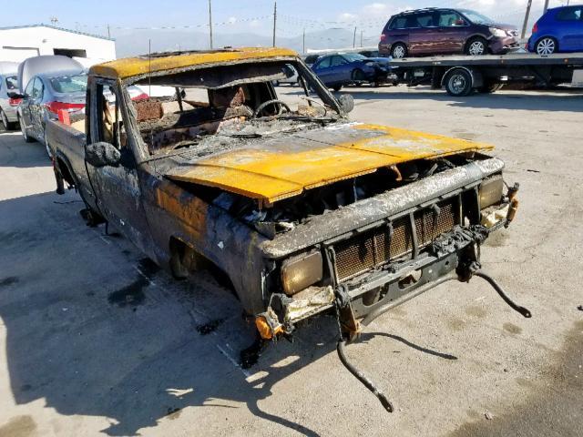 1991 Jeep Comanche 4.0L