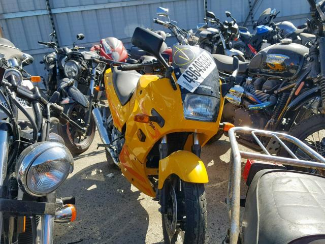 click here to view 2006 KAWASAKI EX250 F at IBIDSAFELY
