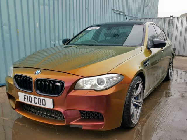 BMW M5 AUTO - 2013 rok