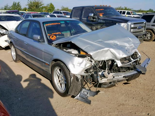 Salvage 2000 BMW 740 I AUTOMATIC for sale