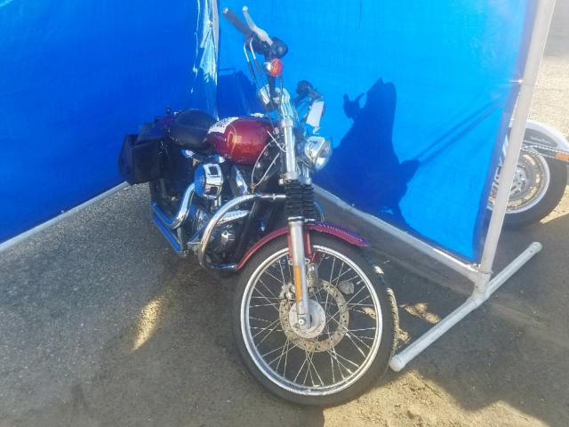click here to view 2005 HARLEY-DAVIDSON XL1200 C at IBIDSAFELY