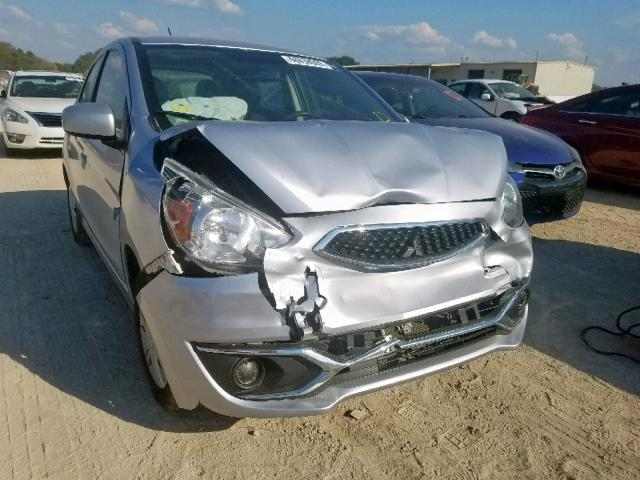 click here to view 2017 MITSUBISHI MIRAGE ES at IBIDSAFELY