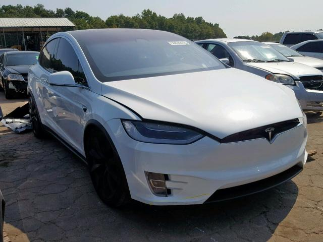 2018 Tesla Model X In Ga Atlanta West