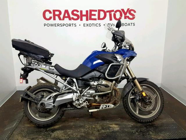 Salvage 2009 BMW R1200 GS for sale