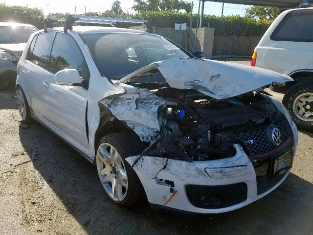 2008 Volkswagen Gti 2.0L