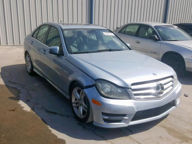 click here to view 2013 MERCEDES-BENZ C 250 at IBIDSAFELY
