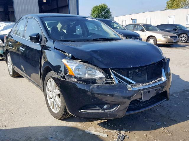 Salvage cars for sale from Copart Duryea, PA: 2014 Nissan Sentra S