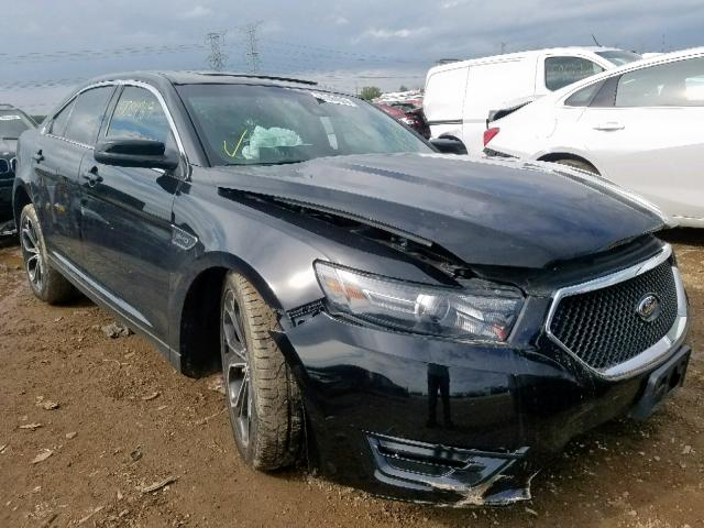 click here to view 2018 FORD TAURUS SHO at IBIDSAFELY