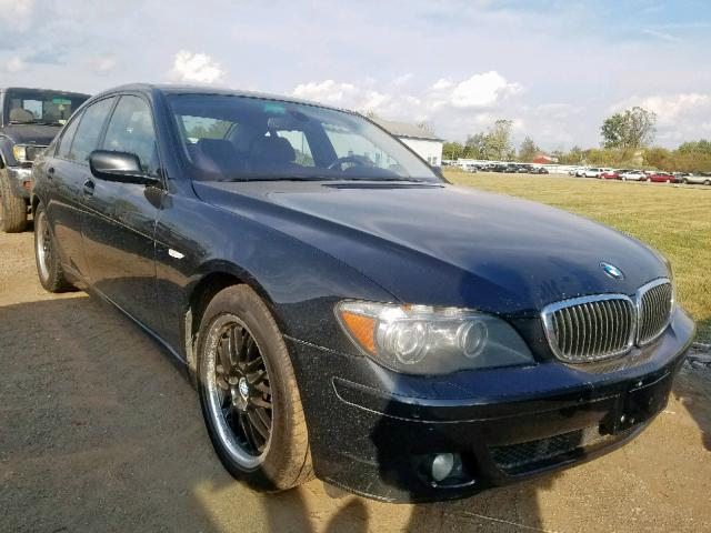 click here to view 2007 BMW 750 I at IBIDSAFELY