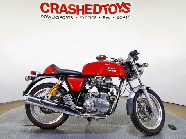 click here to view 2014 ROYAL ENFIELD MOTORS CONTINENTA at IBIDSAFELY