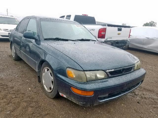 1996 Toyota Corolla Dx 1.8L