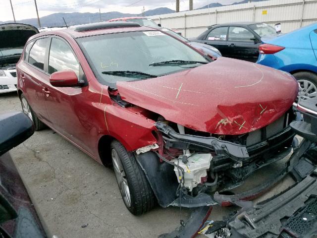 2011 Kia Forte Sx 2.4L