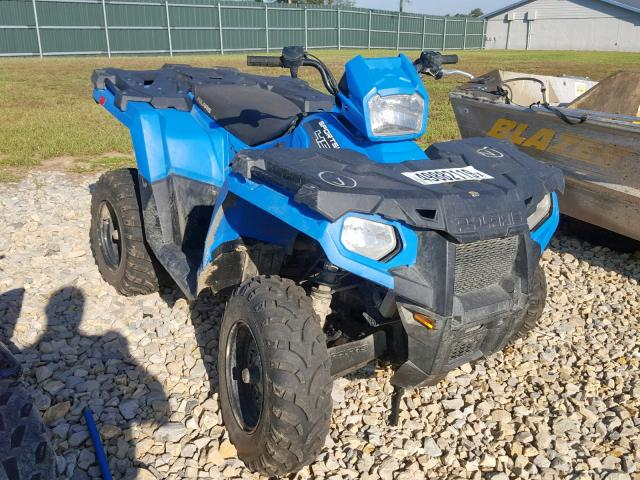 Salvage cars for sale from Copart Sikeston, MO: 2018 Polaris Sportsman
