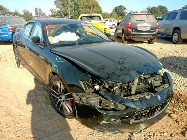 click here to view 2017 MASERATI GHIBLI LUX at IBIDSAFELY