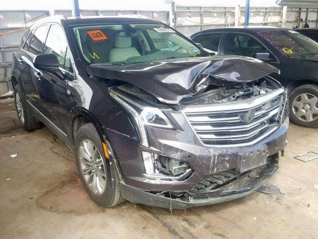 2017 Cadillac Xt5 Luxury 3.6L