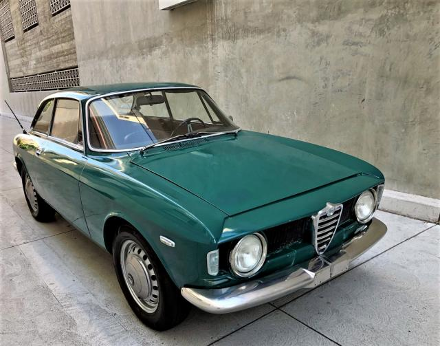 click here to view 1968 ALFA ROMEO GIULIA1300 at IBIDSAFELY