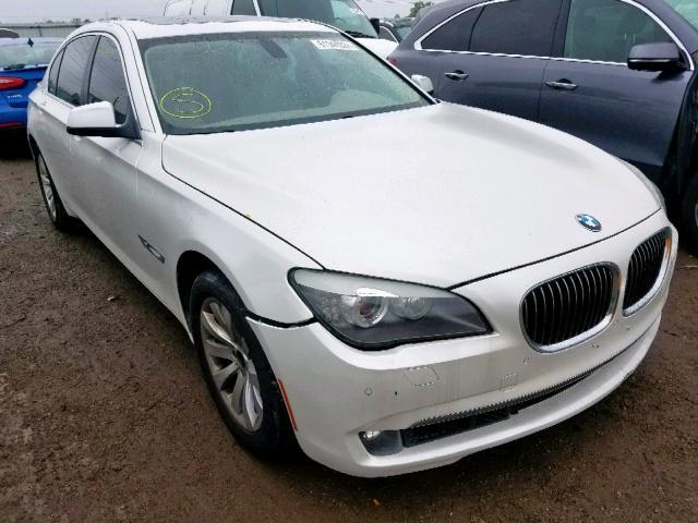 2011 Bmw 750Li 4.4L