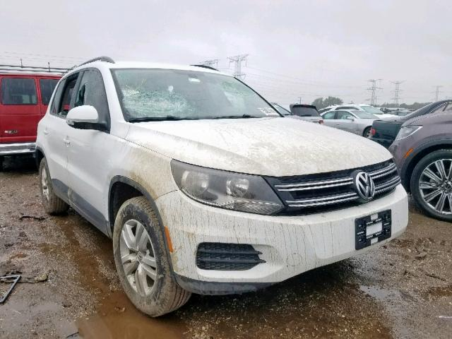 click here to view 2016 VOLKSWAGEN TIGUAN S at IBIDSAFELY