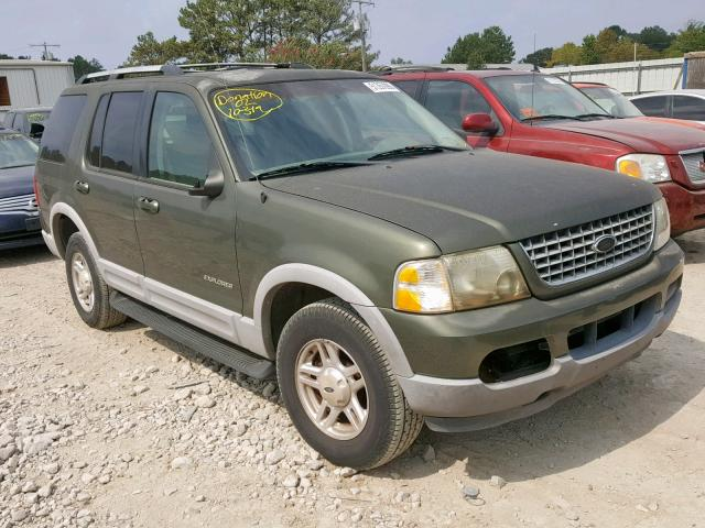 2002 Ford Explorer X 4.0L
