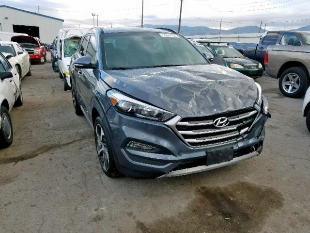 2017 Hyundai Tucson Lim 1.6L