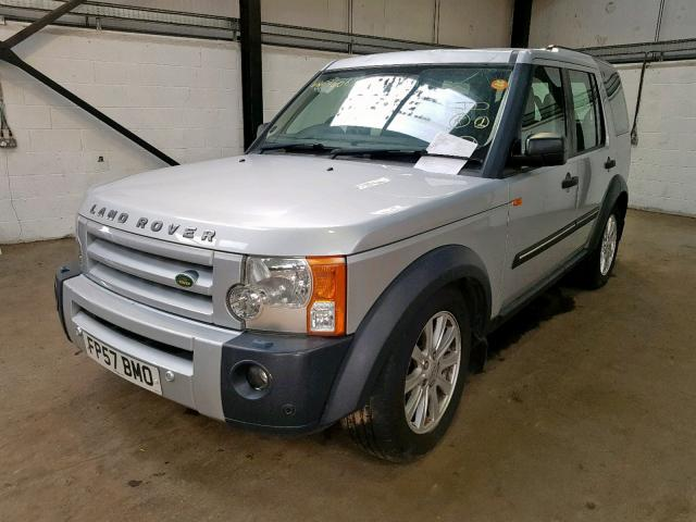 LAND ROVER DISCOVERY - 2007 rok