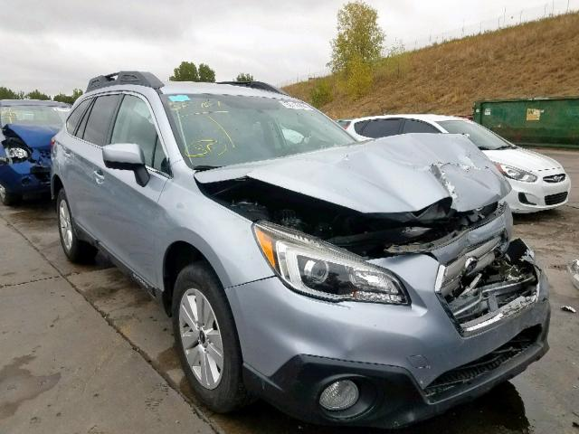 Subaru Outback 2 salvage cars for sale: 2015 Subaru Outback 2