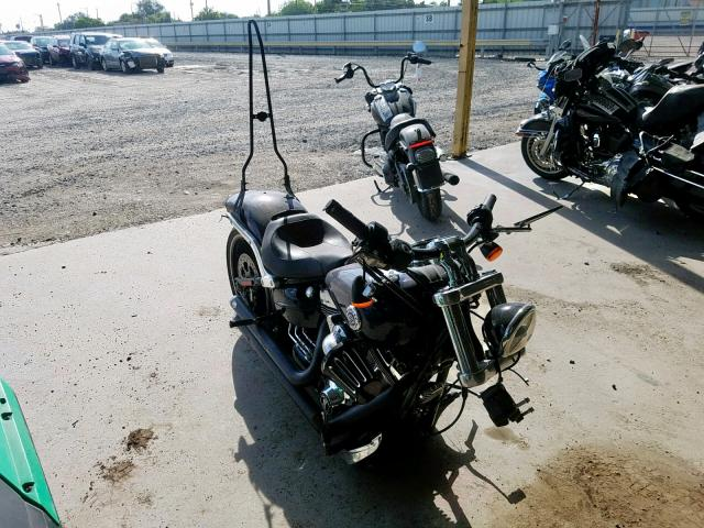 Salvage cars for sale from Copart Corpus Christi, TX: 2013 Harley-Davidson Fxsb Break