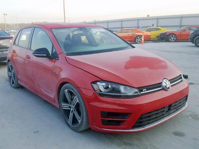 click here to view 2017 VOLKSWAGEN GOLF R at IBIDSAFELY