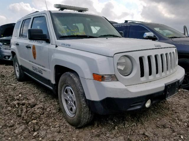 2013 Jeep Patriot Sp 2.0L