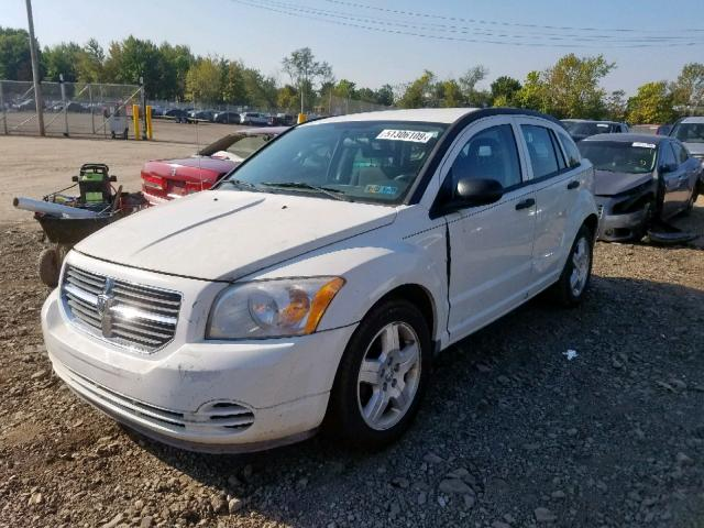 2008 DODGE  CALIBER SX