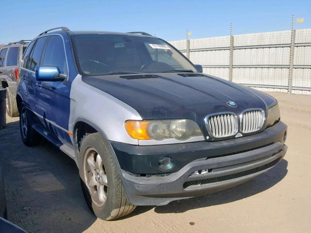 click here to view 2001 BMW X5 4.4I at IBIDSAFELY
