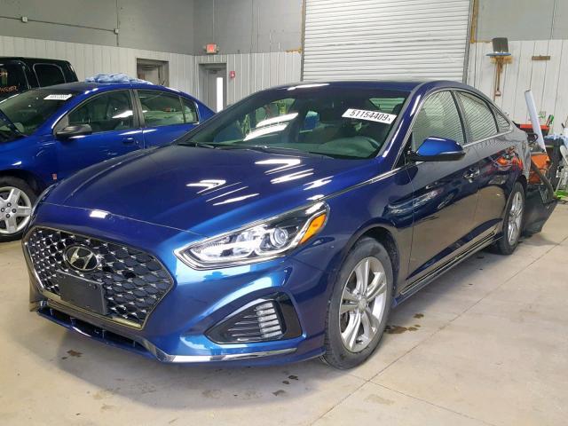 2018 Hyundai SONATA   Vin: 5NPE34AF0JH694846
