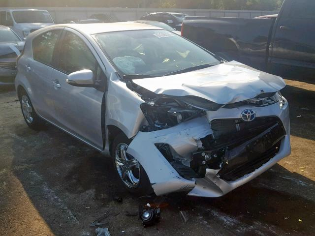 2016 Toyota Prius C 1.5L