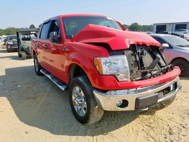 2012 Ford F150 Super 5.0L