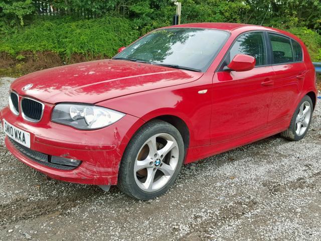 BMW 116I SPORT - 2010 rok