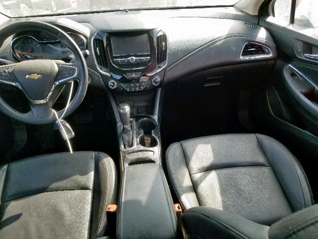 2017 Chevrolet CRUZE | Vin: 1G1BF5SM2H7164687