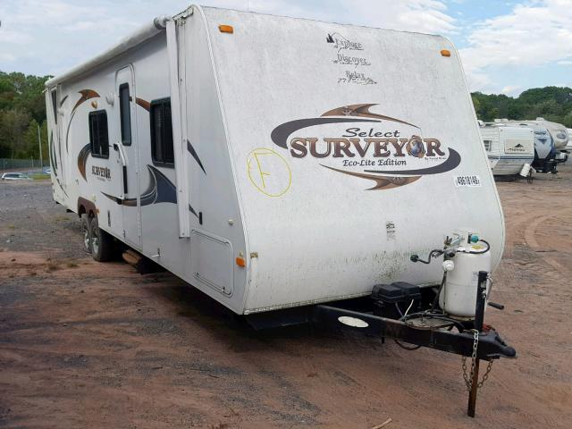 click here to view 2012 WILDWOOD SURVEYOR at IBIDSAFELY
