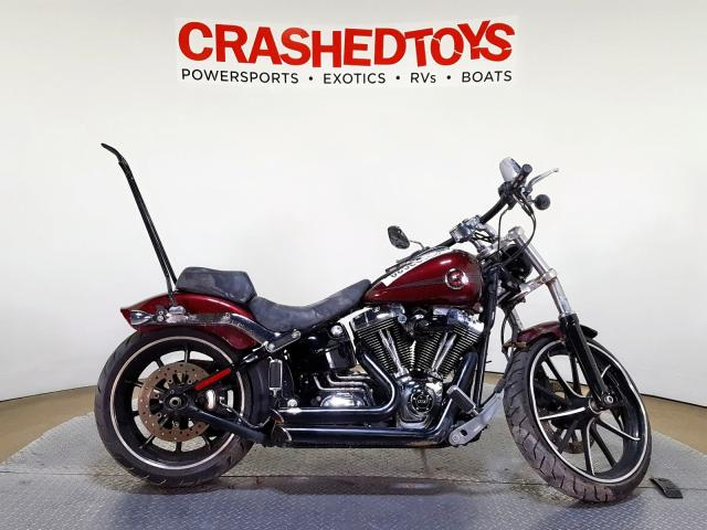 click here to view 2014 HARLEY-DAVIDSON FXSB BREAK at IBIDSAFELY