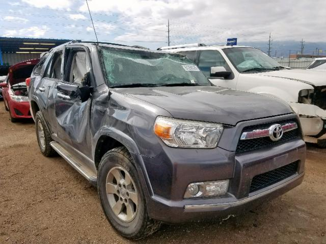 Vehiculos salvage en venta de Copart Colorado Springs, CO: 2011 Toyota 4runner SR
