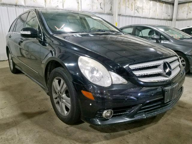 Mercedes-Benz salvage cars for sale: 2008 Mercedes-Benz R 320 CDI