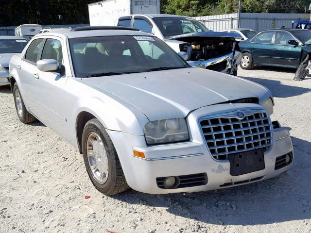 Salvage 2006 Chrysler 300 TOURING for sale