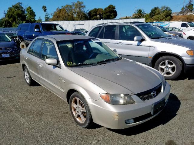 2003 Mazda Protege Dx 2.0L