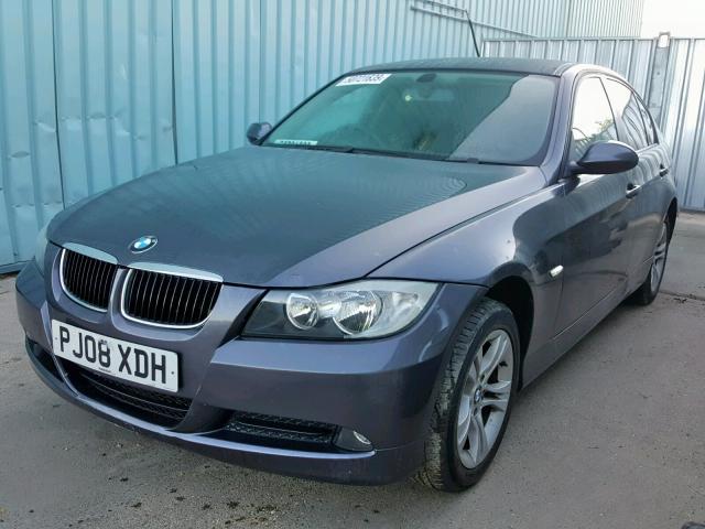 BMW 318D SE - 2008 rok