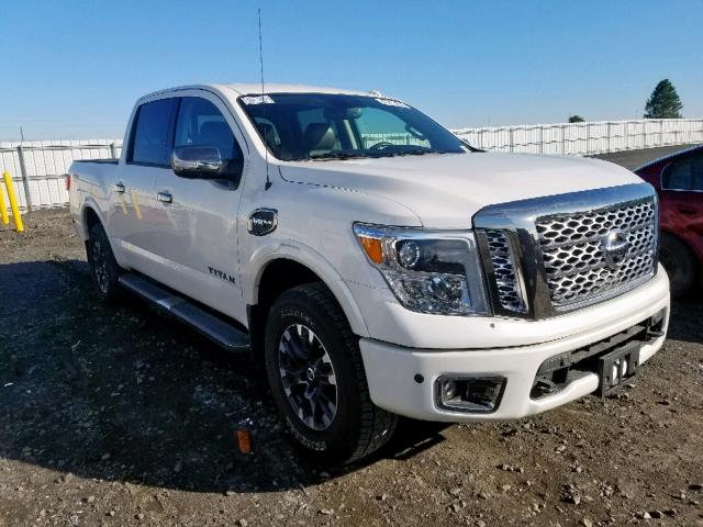 click here to view 2017 NISSAN TITAN SV at IBIDSAFELY