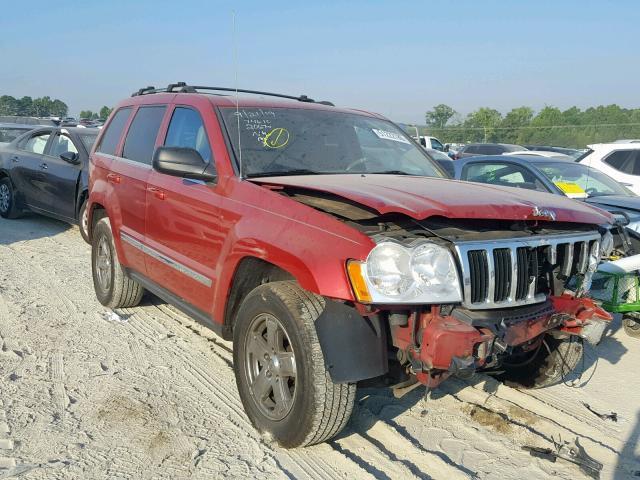 2006 Jeep Grand Cher 4.7L