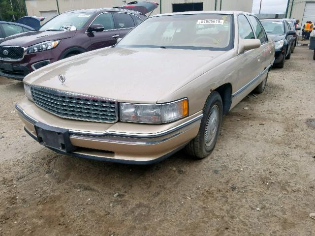 1995 Cadillac Deville >> 1995 Cadillac Deville 4 9l 8 For Sale In Ham Lake Mn Lot 51005619
