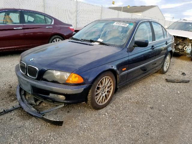 1999 BMW  328 I AUTO