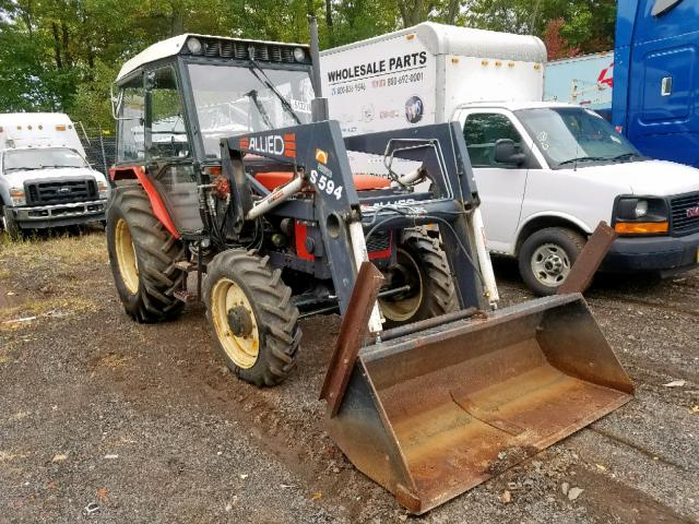 click here to view 2002 ZETO TRACTOR at IBIDSAFELY
